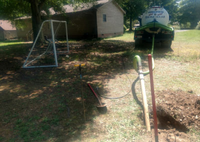 DLC Septic Systems septic tank pumping repair installlation services